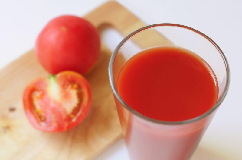 紫外線対策やダイエットに最適!「ホットトマトジュース」