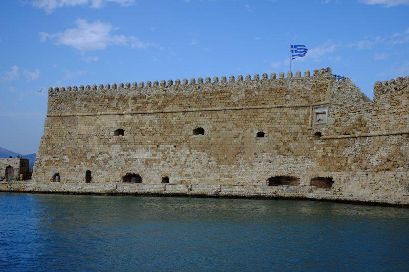 クレタ島のクールス要塞