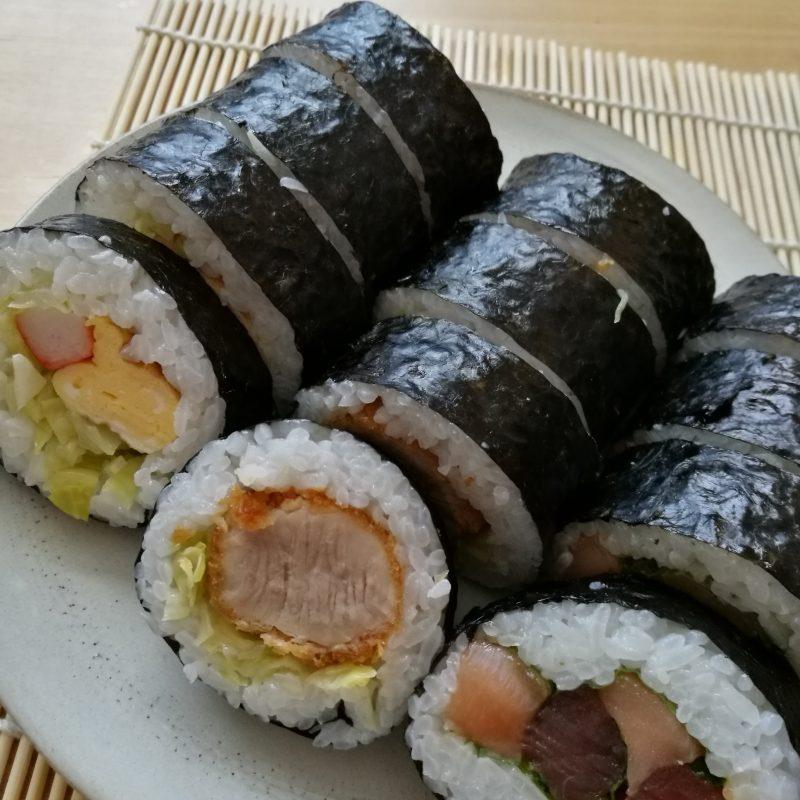 恵方巻きにもおすすめ!簡単巻き寿司