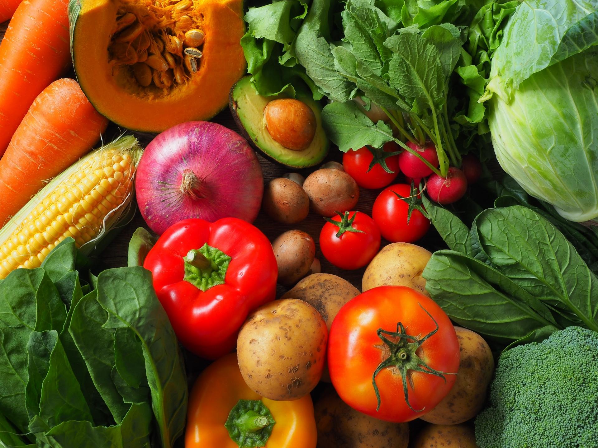《旬の野菜+オリーブオイル》で美味しく紫外線対策