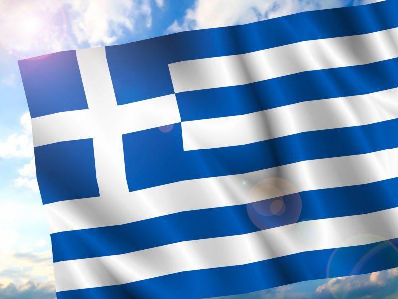ギリシャ国旗の意味