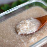 塩麹とオリーブオイル