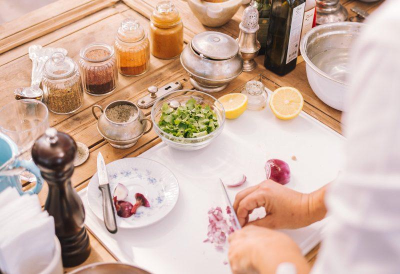 オリーブオイルを活かす調理方法