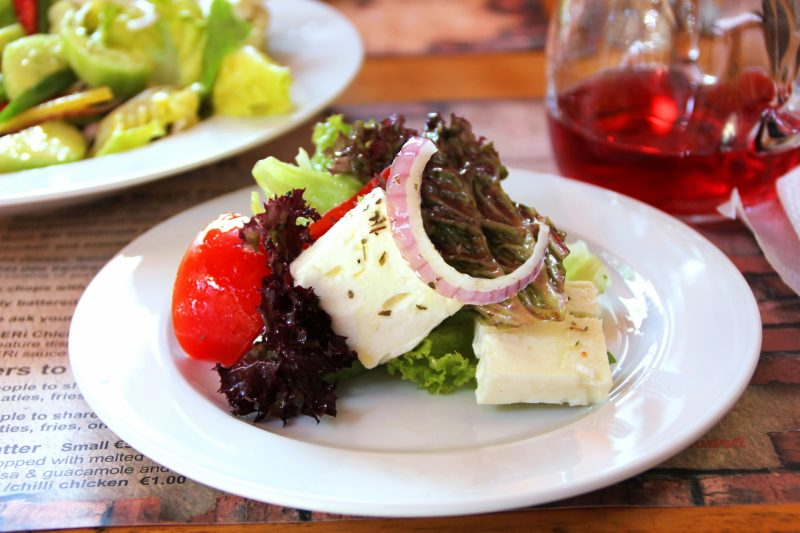 Mediterranean Diet(地中海式ダイエット)の基本