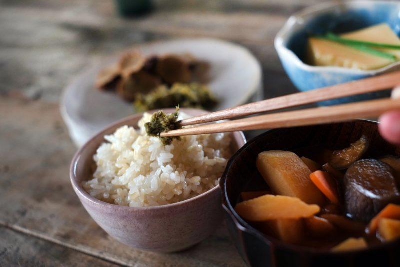和食に合う使い方を教えてください。